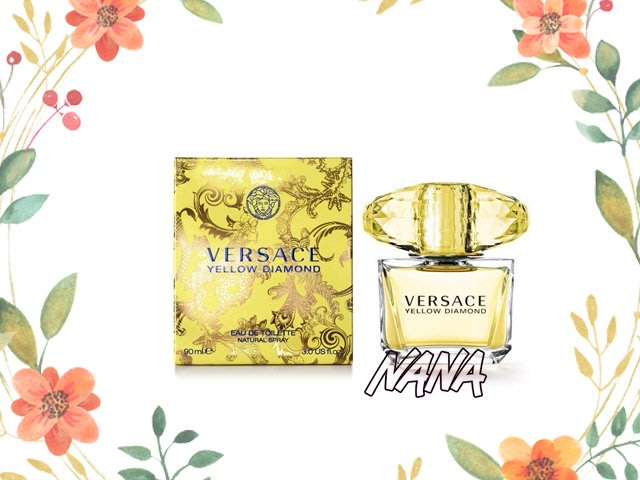 ♡NANA♡ Versace Yellow Diamond 香愛黃鑽 女性淡香水 30ML