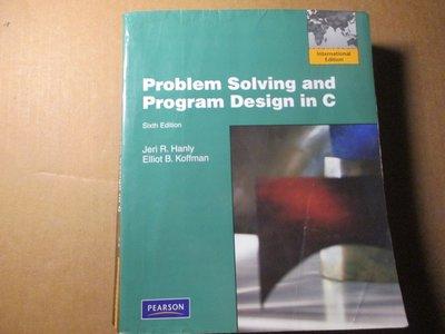 Problem Solving and Program Design in C :ISBN:0321601513│