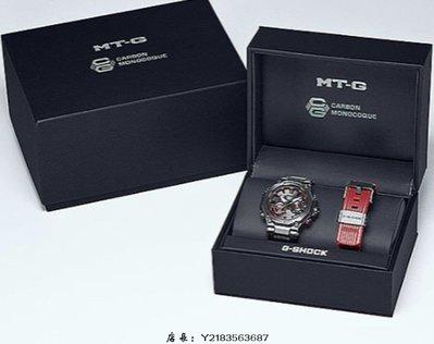 (全新正品)CASIO G-SHOCK MTG-B2000BDE-1A JR 藍牙電波太陽能錶代購