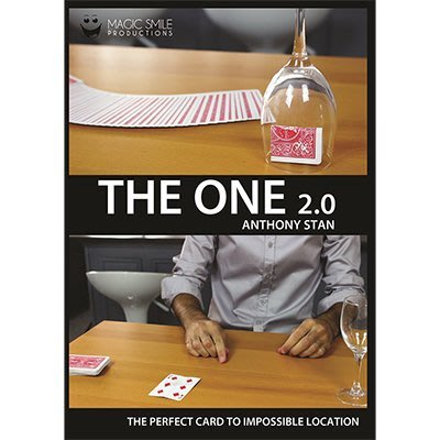 The One 2.0 (DVD and Gimmick) by Anthony Stan and Magic Smil