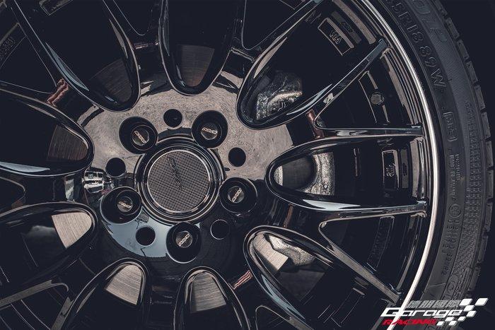 德朋國際 /  RAYS 2X9 鑄造輕量化鋁圈 Mazd 3  實裝