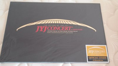 JYJ Bromide Set - The Return of JYJ Concert in Tokyo Dome 2013 Official Good
