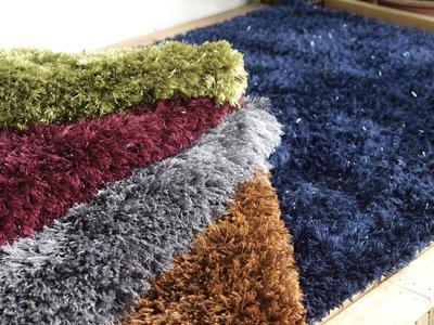【3折】 奢華長毛大地毯【共3色】(120 x 130 公分 ) -麗塔寢飾-