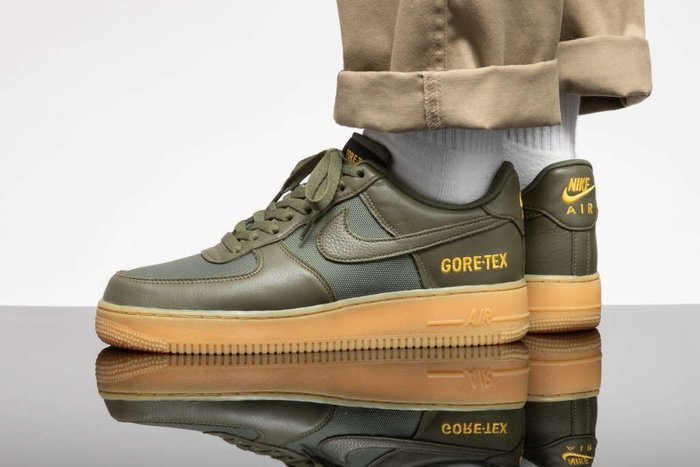 ➕sneakersplus➕NIKE Air Force 1 GTX Gore-tex 男 防水 CK2630-200