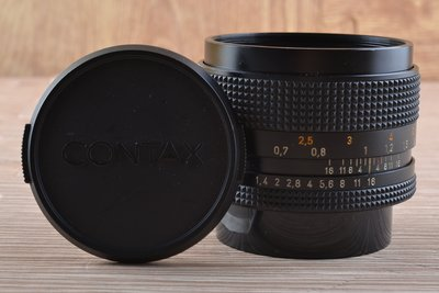 【品光攝影】CONTAX Carl Zeiss Planar T* AEJ 50mm F1.4 定焦 #44776J