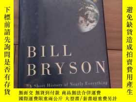 簡書堡AShort History of Nearly Everything (Hardcover )萬物簡史(精裝)奇
