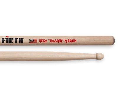 〖好聲音樂器〗Vic Firth - SNM 簽名 鼓棒 Nicko McBrain Iron Maiden 鼓手