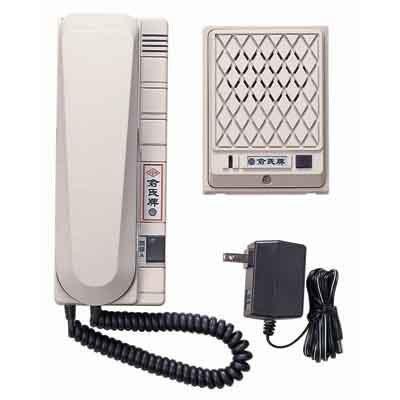 俞氏牌YUS-BL 1對1 對講機 (門口機/室內機)另有電話配線~網路配線~監視器配線~線路維修查修