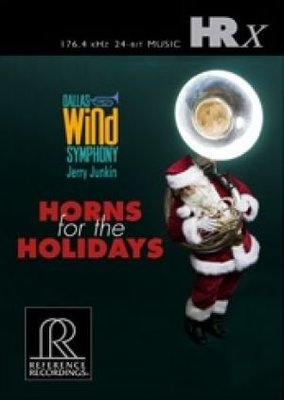『岳冀音響』Horns for the Holidays(DVD-CD)