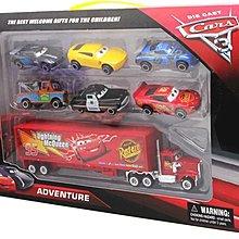 Mcqueen 1+6 trucks