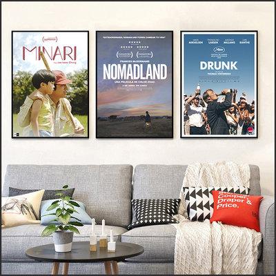 醉好的時光 曼克 夢想之地 游牧人生 花樣女子 海報 電影海報 藝術微噴 掛畫 嵌框畫 @Movie PoP ~