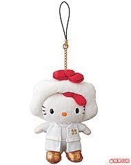 KITTY LAB 35TH會場 PHONE STRAP 電話繩