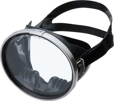 【Water Pro水上運動用品專賣店】{GULL}-Abyss 海女面鏡 潛水面鏡 矽膠材質 日本製