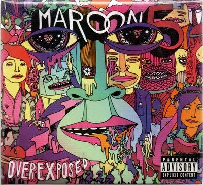 魔力紅樂團 無所不在 Maroon 5 overexposed CD1刮 | 再生工場 03