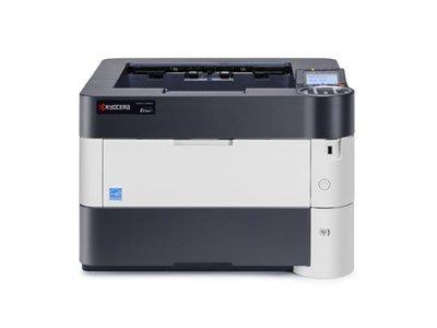 kyocera ECOSYS P4035dn/4035dn/P4035dn A3雷射印表機(雙面列印)耗材優於 HP M712DN