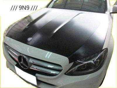 BENZ W205 改 C63 AMG 款式 引擎蓋   (A529)
