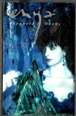 恩雅Enya / Shepherd Moons 牧羊人之月(原版錄音卡帶.附:歌詞本)