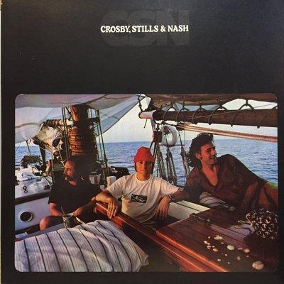 §小宋唱片§ 日版/Crosby, Stills & Nash – CSN/二手西洋黑膠