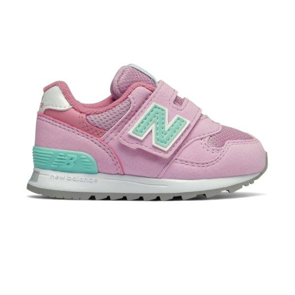 ➕sneakersplus➕ 女 小童鞋 NEW BALANCE 復古 慢跑鞋 粉紅 IO313PP