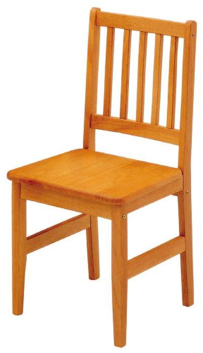 【南洋風休閒傢俱】餐廳家具系列- 麗晶餐椅(櫻桃色)皮墊 用餐椅 (金623-4)