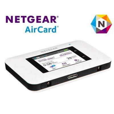 全新 Netgear AC800s 3CA 4G WiFi分享器 台灣全頻機 790s 810s E5885 E5787