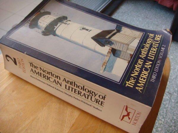 The Norton Anthology of American Literature Third edition Volumn 2