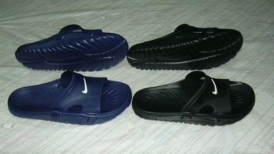 NIKE運動拖鞋  810013-011黑色/白810013-600黑紅色*尺寸詢問*6-15號