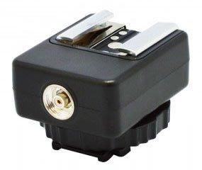 呈現攝影-ROWA 熱靴轉換座HC-511 SONY MI轉通用熱靴座 PC孔 MI智慧型熱靴 ADP-MAA  A7