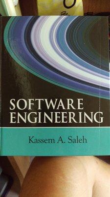 軟體工程 Sommerville Software Engineering kassem a.saleh 491元起標
