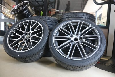 Porsche RS Spyder, Porsche Turbo Design, Cayenne E3, Macan