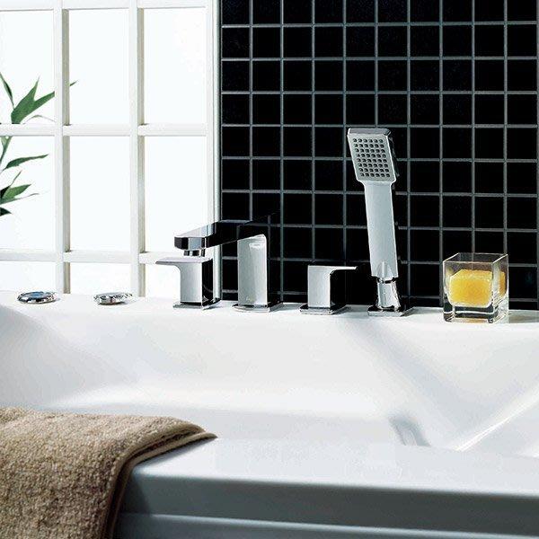 《101衛浴精品》BETTOR 格蘭系列 四件式 浴缸龍頭 FH 8139C-637 歐洲頂級陶瓷閥芯【免運費】