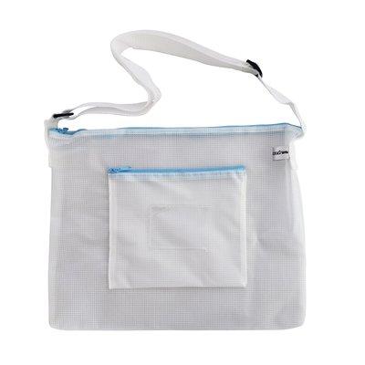百寶袋◎ HFP無塵室專用包 雙帶可放名片【Q0725】