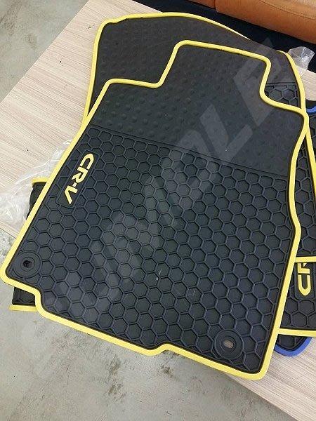 *狗狗的雜貨店*本田Honda CRV CRV4 CRV4.5 全車腳踏墊 立體 防水 耐磨 橡膠腳墊 地墊 防水墊 V