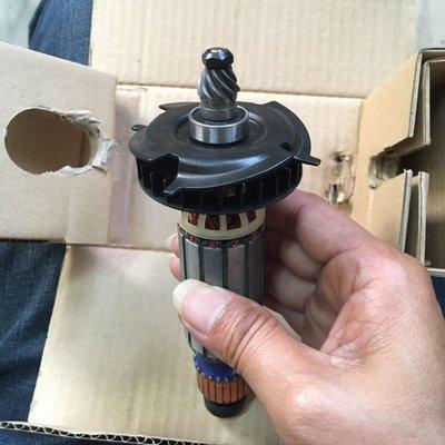 【DEWALT 得偉】-4- NO14340 N014340 馬達心 電機 馬達芯 850W,轉子 砂輪機