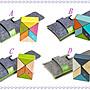 【寶寶王國】美國 Tegu 無毒安全磁性積木 經典口袋組 叢林 尼爾森 6件組