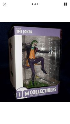 Dc core joker