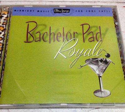 【懷音閣】Bachelor Pad Royale, 1996年原版CD, 已絕版