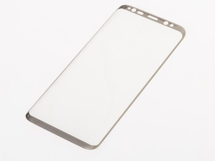 三星手機*Samsung Galaxy S8 plus  3D螢幕玻璃保護膜  金 ZA-40302