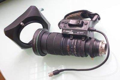 CANON ENG 廣播級 電視攝影機超廣角鏡頭 J8X6B4 SUPER WIDE ANGEL Zoom Lens tv lens