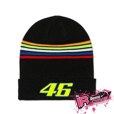 ♚賽車手的試衣間♚ VR46 Rossi 46 THE DOCTOR BEANIE CAP 針織 毛帽