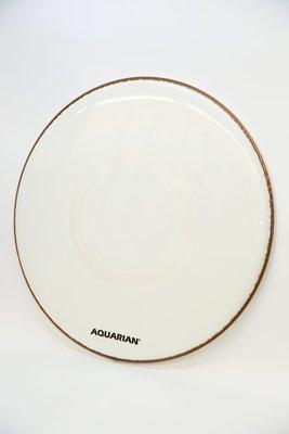 *JP樂器*AQUARIAN-Regulator White RF20WH 鼓皮 20吋