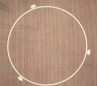 新品17.8公分(為24.5公分三凸盤適用) 各廠牌微波爐轉盤架---聲寶國際大同...微波爐玻璃轉盤下方的迴轉環