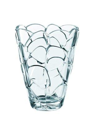 德國 Nachtmann 橢圓 22cmH 水晶花瓶 水晶玻璃 (無鉛) PETALS OVAL 送禮 #88335