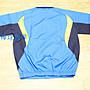 棒球世界全新 MIZUNO 美津濃短袖防風衣熱身衣 特價藍色