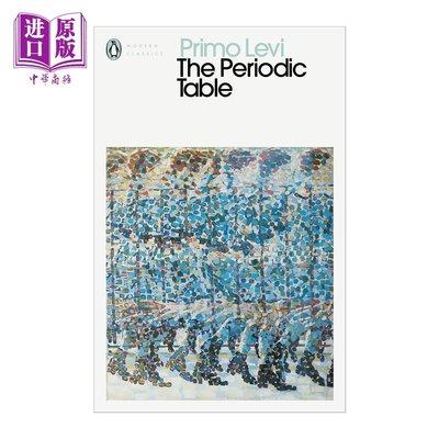 The Periodic Table 英文原版 元素周期表 Primo Levi