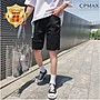 CPMAX 牛仔刷破短褲 牛仔五分褲 大尺碼短褲 膝上短褲牛仔 男五分褲 五分牛仔褲 刷破牛仔短褲 單寧牛仔短褲 J60
