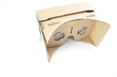 送頭套DIY加大五吋以下 Google Cardboard VR虛擬實境眼鏡Oculus rift3D IMAX NFO