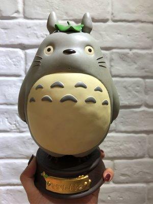🇯🇵日本 宮崎駿系列龍貓 龍貓 陶瓷旋轉音樂盒
