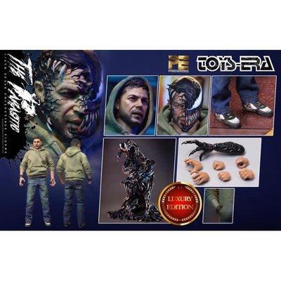 Toys Era –  PE003 – VENOM 猛毒 共生體 豪華版 艾迪布洛克 非 HOT TOYS MMS165