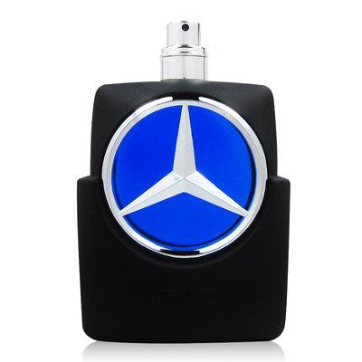 Mercedes Benz賓士 王者之星男性淡香水100ml TESTER